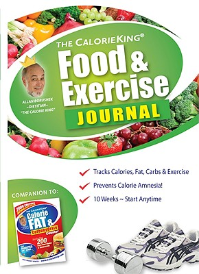Food & Exercise Journal By Borushek, Allan